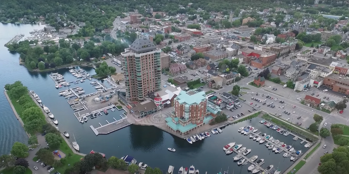 4 Awesome Drone Videos of Brockville Ontario