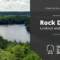 Rock Dunder Hiking Trail: Beautiful Lookout, Rustic Cabins, Cliff Jumping